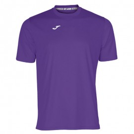 Joma T-shirt Combi - roxo