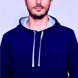 Sweatshirt Urban (azul)