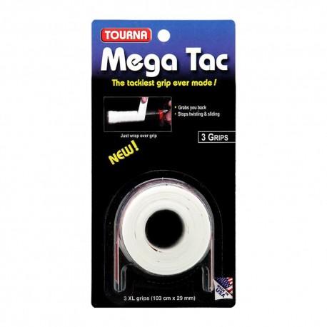 Tourna Mega Tac x3 - branco