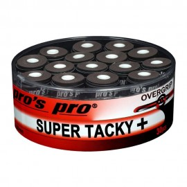 Super Tacky Plus x30 - preto