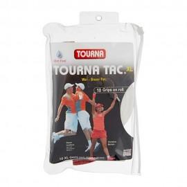 Tourna Tac XL x10 - branco
