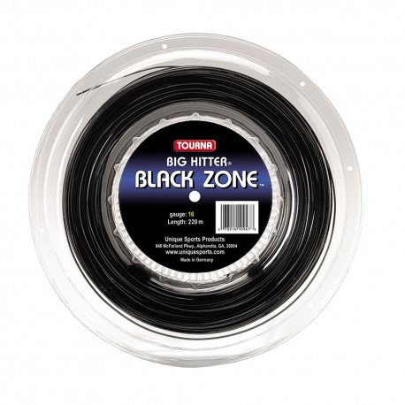 Tourna Black Zone 1.25 - 220M - Preto
