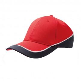 Boné Racing - vermelho