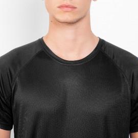 T-Shirt Bahrain - Preto
