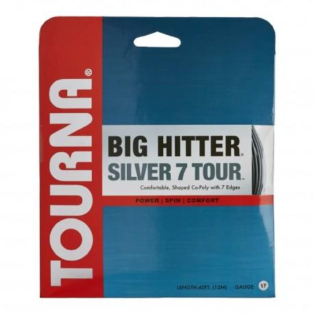 TOURNA Big Hitter Silver 7 Tour 1.25 - 12M