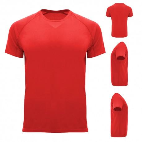 T-Shirt Bahrain - Vermelho